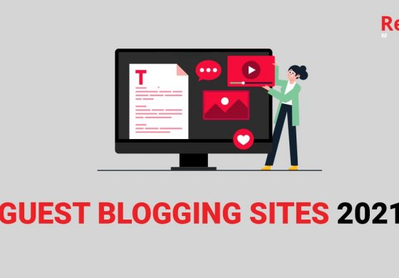 Guest Blogging Sites
