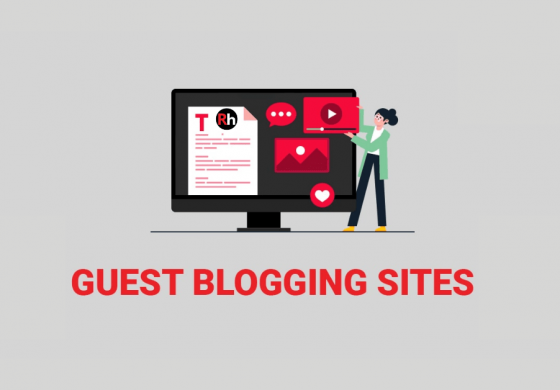 Guest Blogging Sites