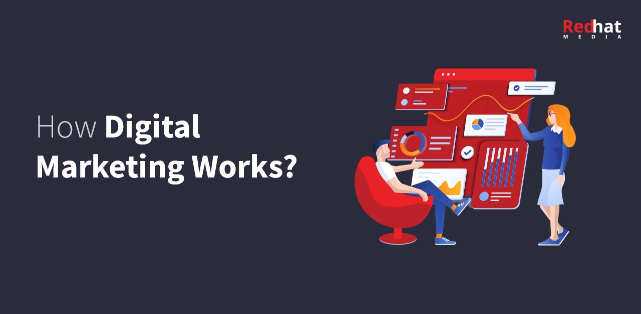 How Digital Marketing Works?